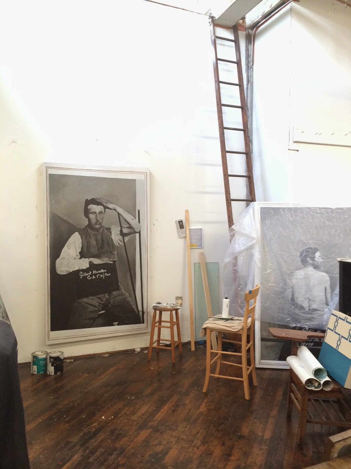 me and Gilbert - Dane Carder Studio